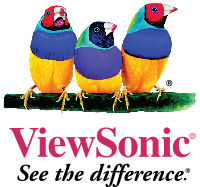 логотип компании Viewsonic