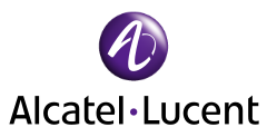 логотип компании Alcatel Lucent