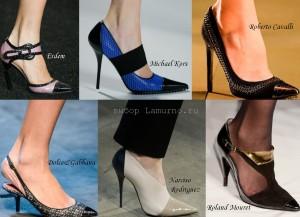 Выбираем женскую обувь на осень-зиму 2014 2014