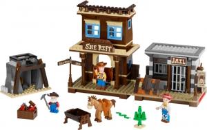 Lego Toy Story – увлекательная игра для малышей