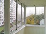 Правильное остекление балкона