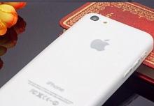 Чехлы Apple iPhone 5c