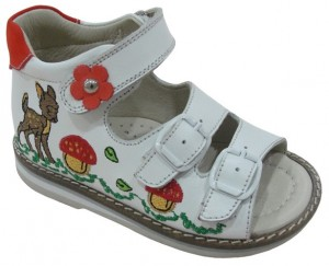 Детская ортопедическая обувь – это лучший фундамент здоровья малыша заходите на topitoshka.com.ua